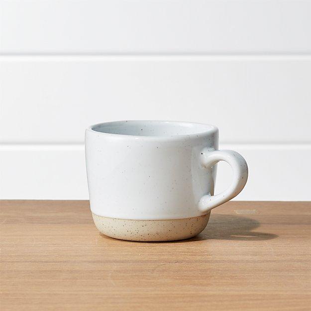 Welcome ii mug crate and barrel for Natural stone coffee mugs