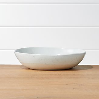 Welcome II Small Serve Bowl