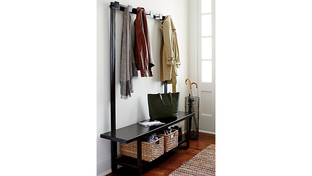 Welkom Hall Tree Coat Rack