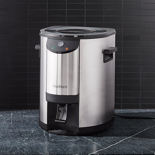 West Bend 30-Cup Double Wall Coffee Urn - Image 1 of 2