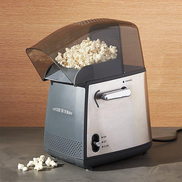 WestBend ® Popcorn On Demand