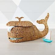 Whale Nursery Decor Crate And Barrel