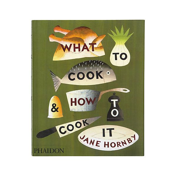 """""""What To Cook and How To Cook It"""""""