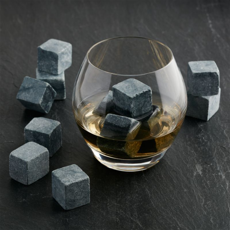 Small Whiskey Rocks Set Of 12 Reviews Crate And Barrel