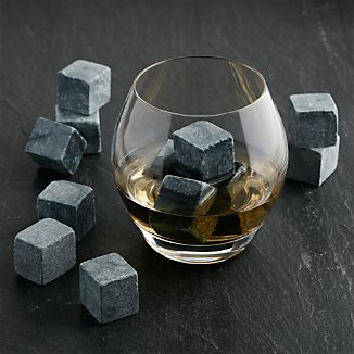 Small Whiskey Rocks, Set of 12
