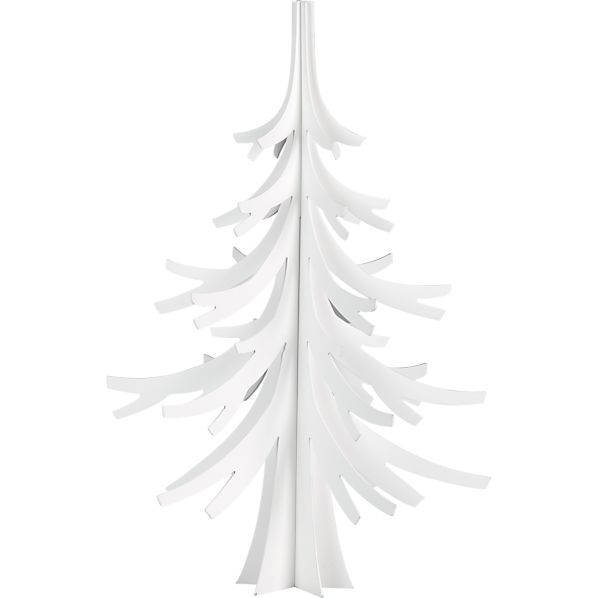 "White 24"" Christmas Tree"