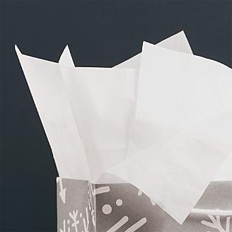 white gift tissue - Christmas Black And White