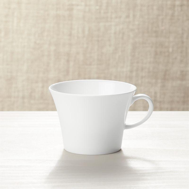 Inspired by the simple elegance of a pearl. Beautiful embossed dots on white bone china create a durable dinnerware with a timeless appeal.<br /><br /><NEWTAG/><ul><li>Bone china</li><li>8 oz.</li><li>Superior quality and design</li><li>Dishwasher-, microwave-, and warm oven-safe</li><li>By Nikko Ceramics</li><li>Made in Japan</li></ul>