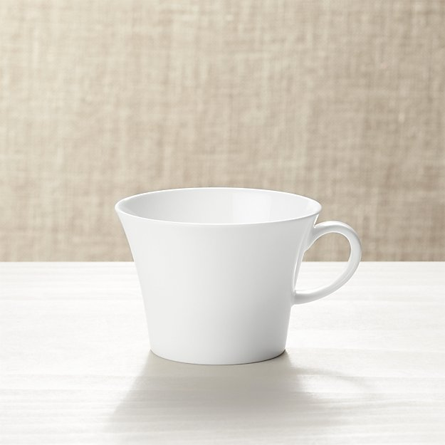 White Pearl Cup - Image 1 of 3