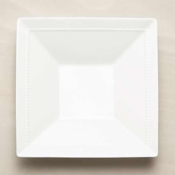 White Pearl Square Server