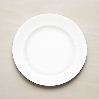 White Pearl Dinner Plate : white rectangular dinner plates - pezcame.com