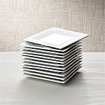 Boxed 6  Appetizer Plates, Set of 12