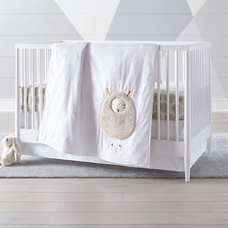 Sheep Crib Bedding