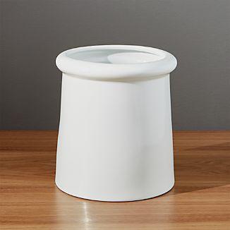 Porcelain Utensil Holder