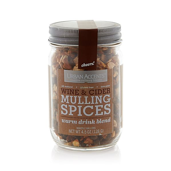 Urban Accents Wine & Cider Mulling Spices