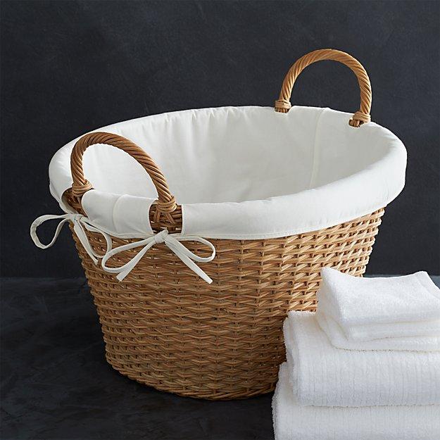 Laundry Basket Liner