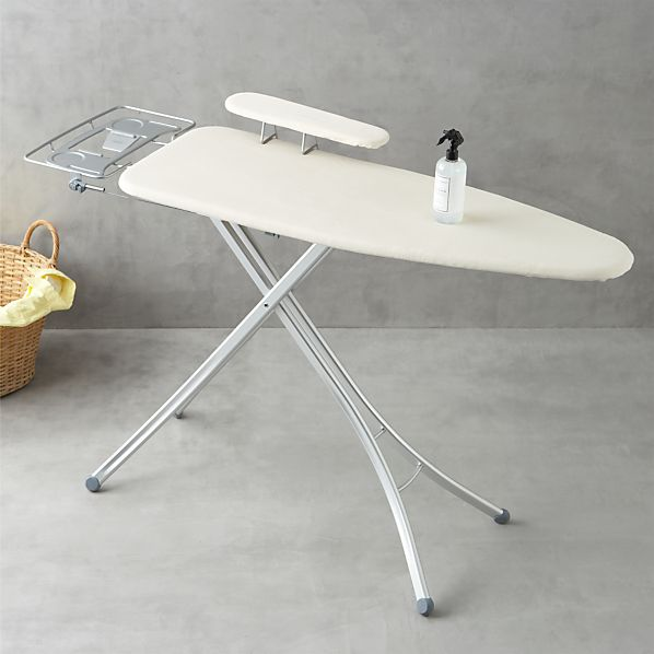 Wide Top Ironing Board with Sleeve Board