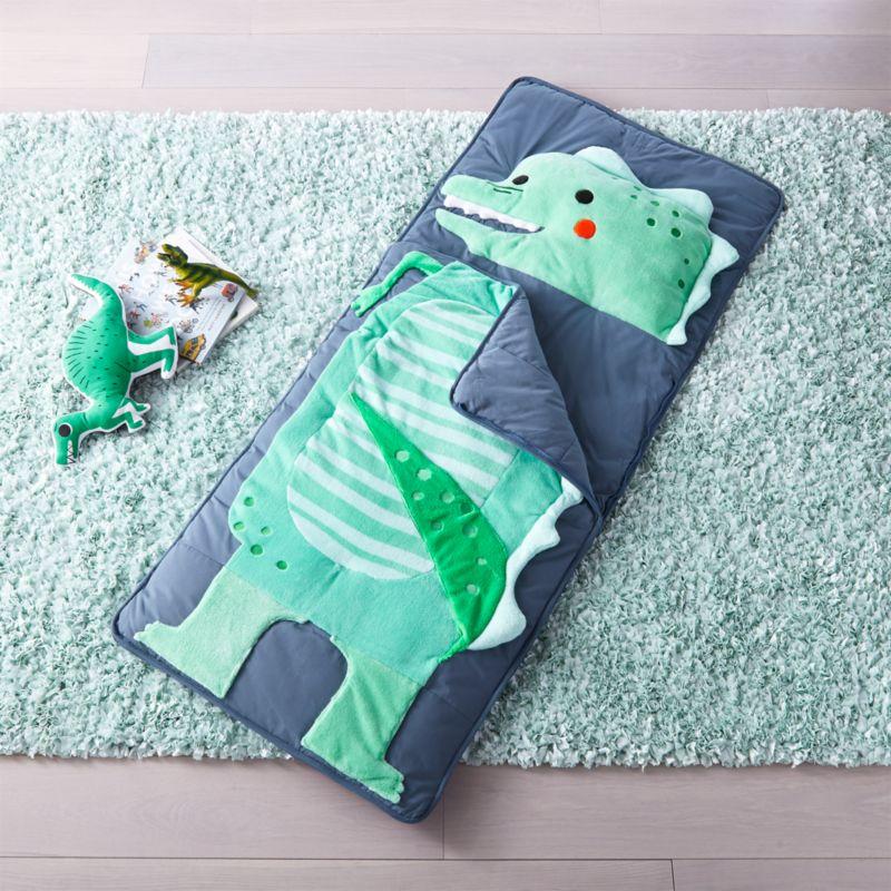 Dinosaur Sleeping Bag For Kids