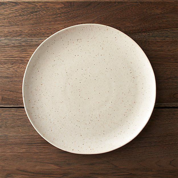 Wilder Dinner Plate + Reviews | Crate and Barrel