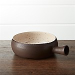 Wilder Individual Bowl with Handle