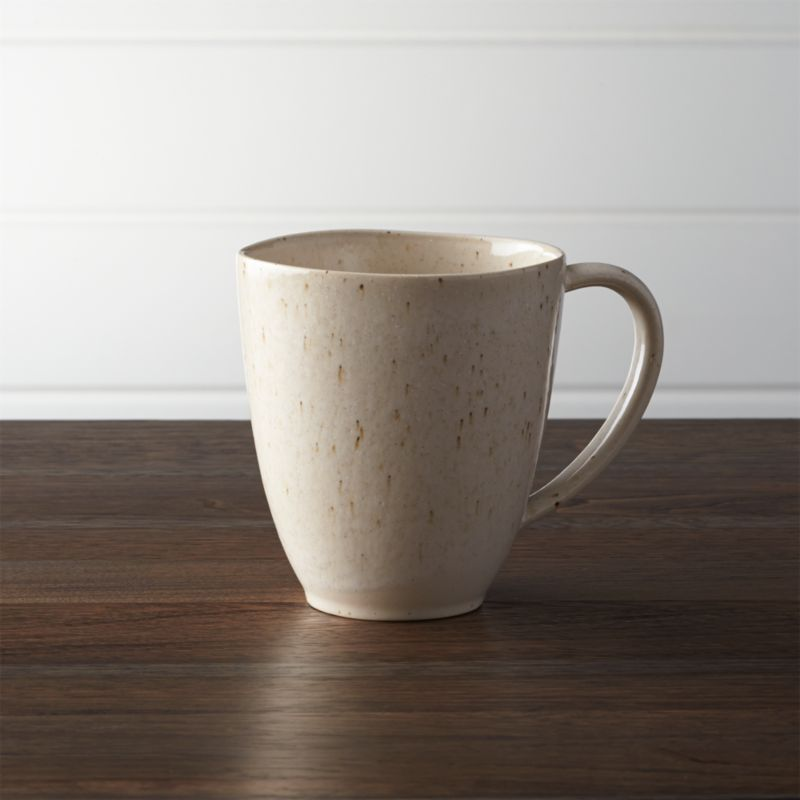 Wilder Reactive Glaze Mug Reviews Crate And Barrel