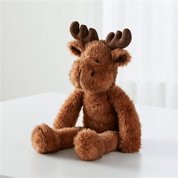 Jellycat Brown Wilderness Moose Reviews Crate And Barrel