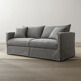 Modern Couches Crate And Barrel