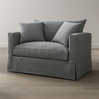 Small Sleeper Sofas Crate And Barrel