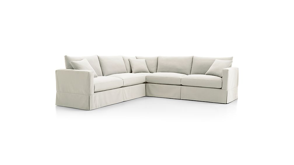Willow 3-Piece Sectional