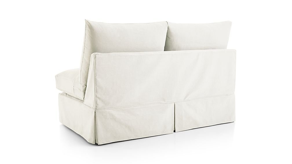 Slipcover Only for Willow Armless Loveseat