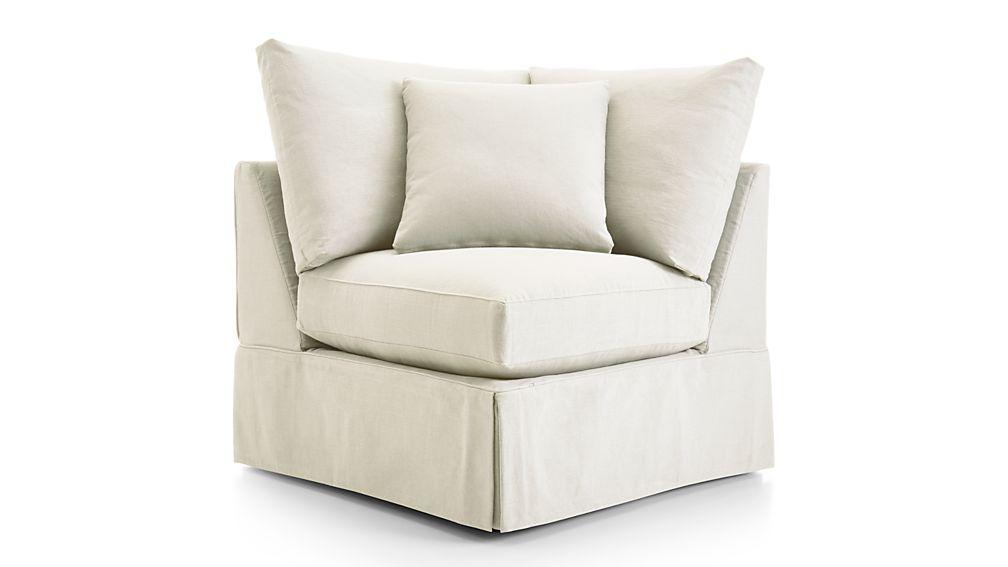 Willow Corner Chair