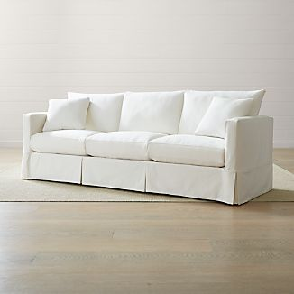 Slipcover Only For Willow 103 Grande Modern Slipcovered Sofa