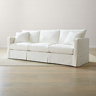 Sofa Slipcovers | Crate and Barrel