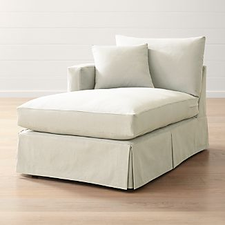 Slipcover Only for Willow Left Arm Chaise