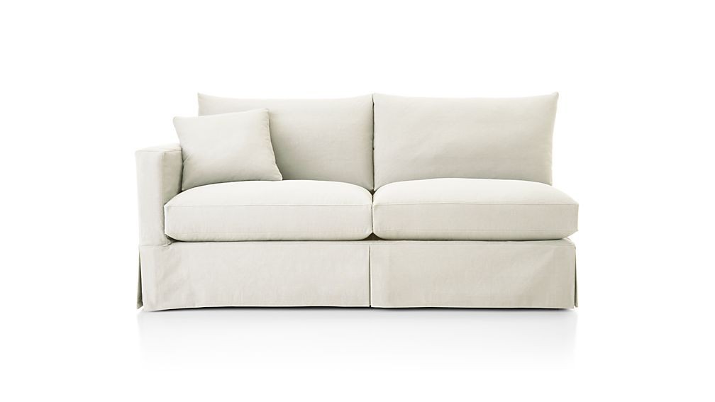 Slipcover Only for Willow Left Arm Sofa
