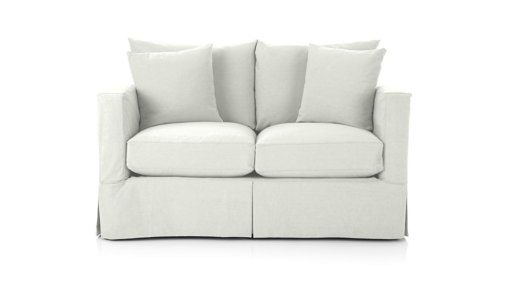 Willow Loveseat Crate And Barrel
