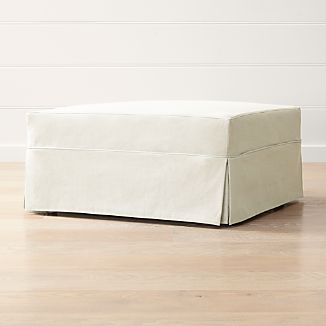 Willow Square Cocktail Ottoman