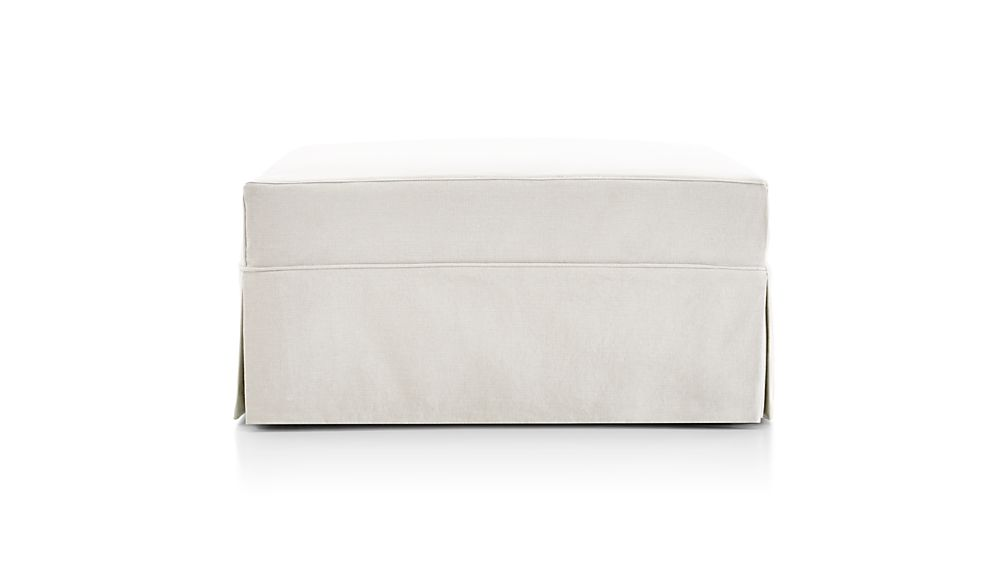Slipcover Only for Willow Square Cocktail Ottoman