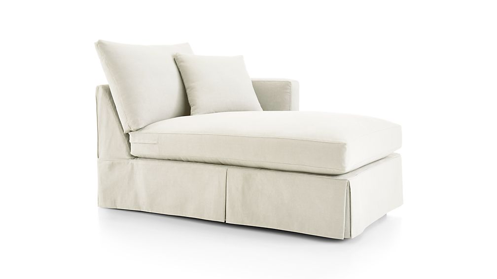 Slipcover Only for Willow Right Arm Chaise