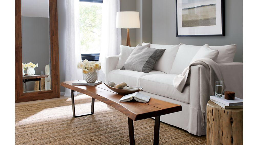 Slipcover Only for Willow Queen Sleeper Sofa