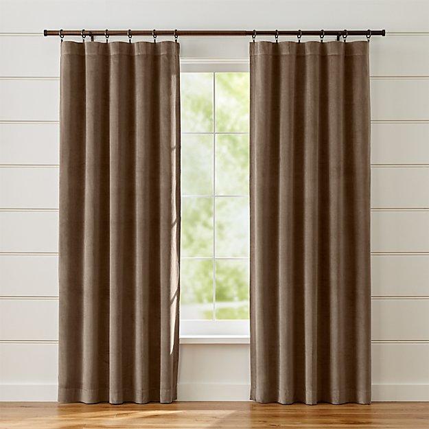 Windsor Brindle Curtains