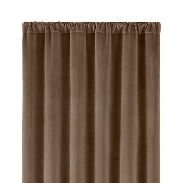 "Windsor Brindle 48""x84"" Curtain Panel"
