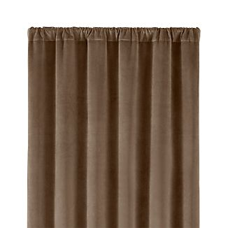 "Windsor Brindle 48""x84"" Curtain Panel"