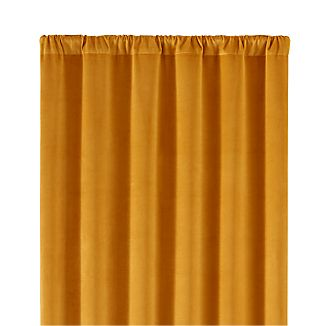 "Windsor Gold 48""x84"" Curtain Panel"