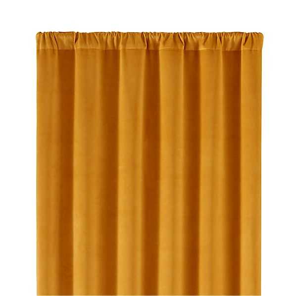 WindsorGoldCurtainPanel48x84SingleMdF16