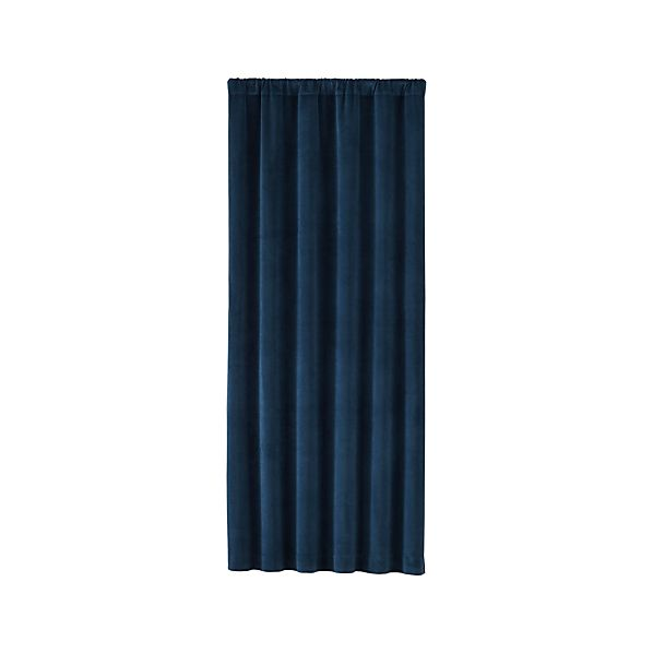 WindsorMidnightCurtainPanel48x84SingleF16