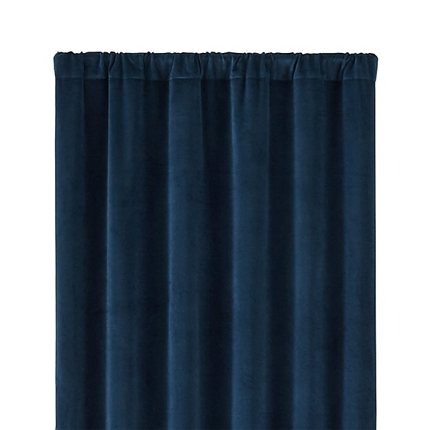 "Windsor Midnight 48""x108"" Curtain Panel"