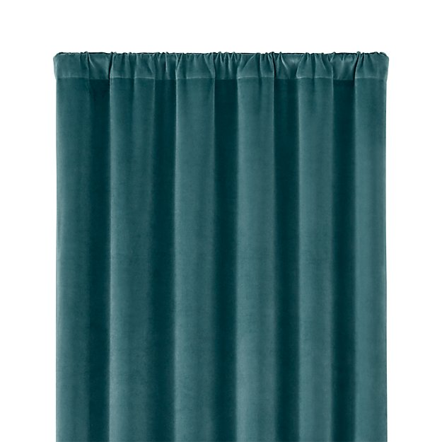 "Windsor Sterling Blue 48""x108"" Curtain Panel"