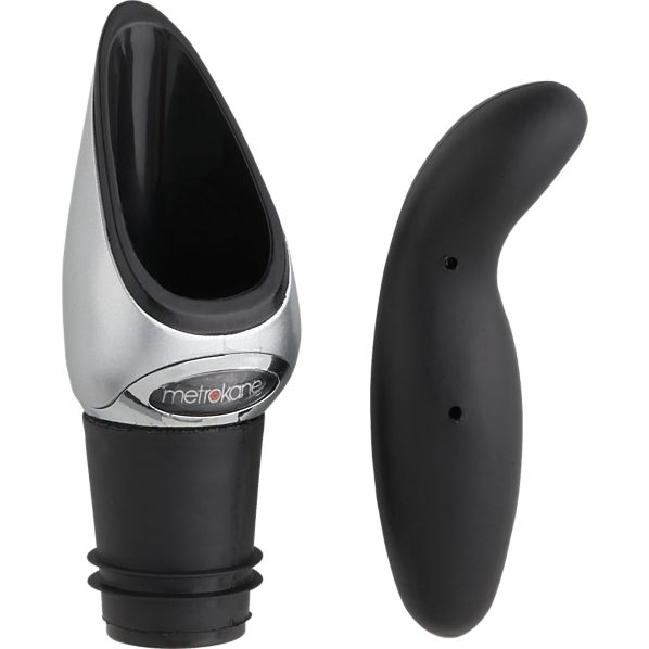 Wine Pourer with Stopper