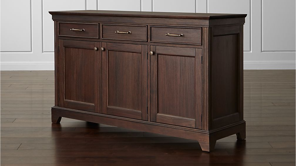 Winnetka Dark Mahogany Buffet